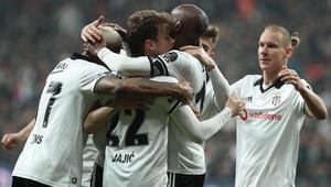 Beşiktaş 2-1 Başakşehir