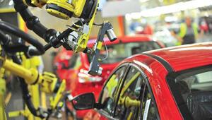 Otomotiv sektörü 3 ayda 361 bin 516 adet üretti