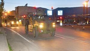 İdlib hattına komando takviyesi