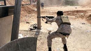 'Hafter Riyad'dan destek aldı' iddiası