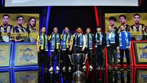 Turnuvanın şampiyonu 1907 Fenerbahçe Espor oldu