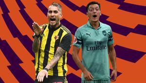 Premier Ligde Pazartesi mesaisi Arsenalin iddaa oranı...