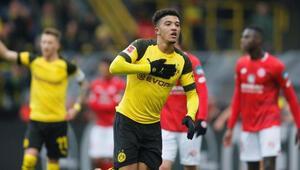 Dortmund'u Sancho sırtladı