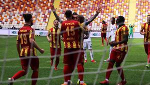 Yeni Malatyaspor - Alanyaspor: 1-1