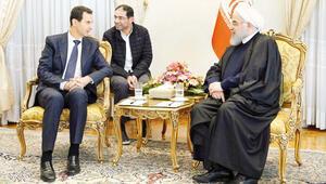 Şam'dan İran'a Akdeniz daveti