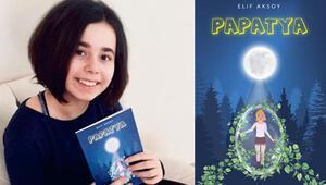 11 yaşındaki yazardan Papatya