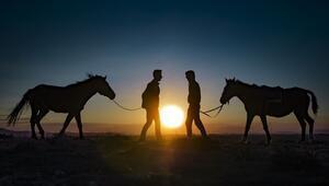 Konyadaki Kırım Tatarlarının at sevgisi nesilden nesle aktarılıyor