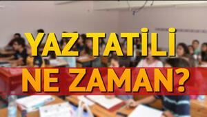 Okullar ne zaman kapanıyor 2019 Ramazan Bayramı ne zaman