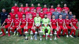 Mustafa Jasareviç hat-trick yaptı