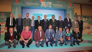 55. Cumhurbaşkanlığı Türkiye Bisiklet Turu tanıtım toplantısı yapıldı