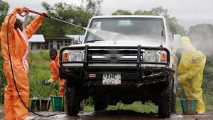 KDCdeki Ebola salgını 737 can aldı