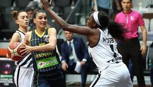 Kadınlar Basketbol Süper Liginde play-off başlıyor Fenerbahçe-Beşiktaş derbisi...