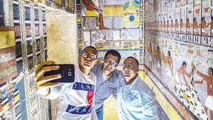 İşte Mısırın son harikası