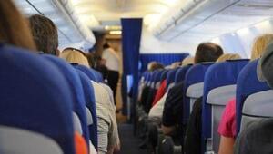 Uçakta internete bağlandı, hayatı karardı