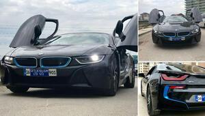 'Tosunun belalısı iddianameden çıktı Lüks BMWyi kaptırmış…