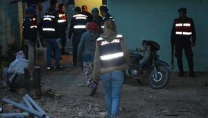 Antalyada uyuşturucu çetesine şafak operasyonu: 21 gözaltı