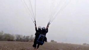 Paraşüt kazasında ölenlerin son anları ortaya çıktı