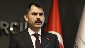 Bakan Kurum: 350 milyon metrekare yüzölçümlü taşınmaz kiralandı