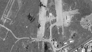 Libyada Hafter güçlerinin karargahına hava saldırısı