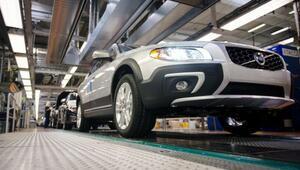 Volvo, araçlarına kaygan yollarda birbirlerini uyarma özelliği ekliyor