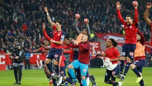 Lille 5-1 PSG (MAÇ ÖZET)