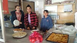 Kangallı öğrencilerden Yemendeki çocuklara yardım eli