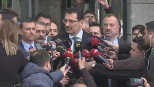 AK Parti, İstanbula olağanüstü itiraz için YSKya başvurdu