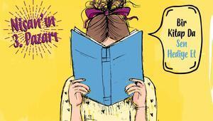 Bir kitap da sen hediye et