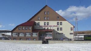 Hesarek Kayak Merkezi, 130 bin kişiyi ağırladı