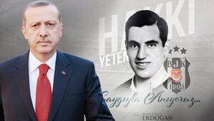 Cumhurbaşkanı Erdoğandan Baba Hakkı paylaşımı