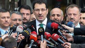 Son dakika... AK Partiden YSKya İstanbul için olağanüstü itiraz başvurusu sonrası ilk açıklama