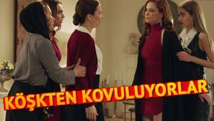 Zalim İstanbulun 4. bölüm fragmanı yayınlandı   Seher ve ailesi köşkten kovuluyor