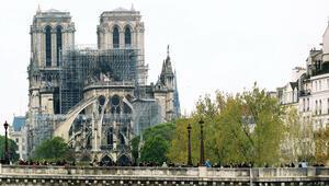Notre Dameın restorasyonu için bağış yağdı
