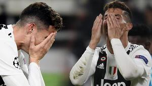 Cristiano Ronaldo çöktü kaldı.. Yıllar sonra ilk kez...