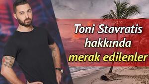 Survivor yarışmacısı Toni Stavratis kimdir