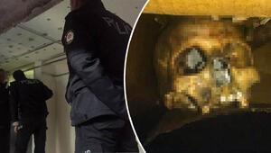 Adanada tadilat sırasında ortaya çıkan ve herkesi şoke eden kafatasının sırrı çözüldü
