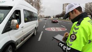 81 ilde 647 okul servisi trafikten men edildi