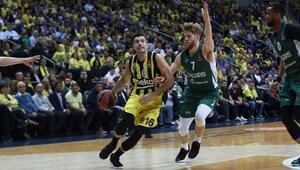 Fenerbahçe Beko 2de 2 için sahaya çıkıyor