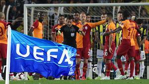 Tek tek açıklandı Tartışılan derbiye UEFA yorumu...