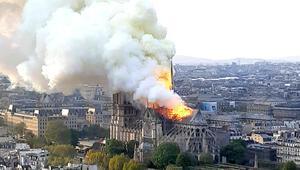 AfD, Notre Dame yangınından nefret saçtı