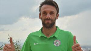 Vedat Muric: Hedefimiz UEFA Avrupa Ligine katılmak