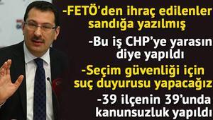 Son dakika... AK Parti'den İstanbuldaki itirazlarla ilgili önemli açıklamalar
