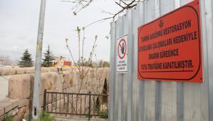 Selçuklu mirası ilgisiz kalmadı Akköprü'de restorasyon
