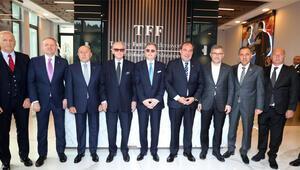 TFF Beylerbeyi Tesisleri hizmete açıldı
