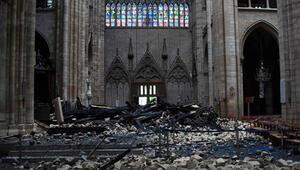 Notre Dame Katedrali'nin son hali