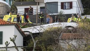 Portekizde otobüs devrildi: 28 Alman turist öldü