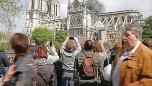 Aşırı sağcılardan kara propaganda... Notre Dame fırsatçıları
