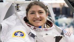 Amerikalı kadın astronot Christina Koch, 11 ay uzayda kalacak