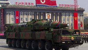 Kuzey Koreden yeni silah denemesi
