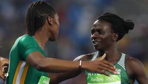 Semenya davasında flaş gelişme O yarışlarda ikinci olan...